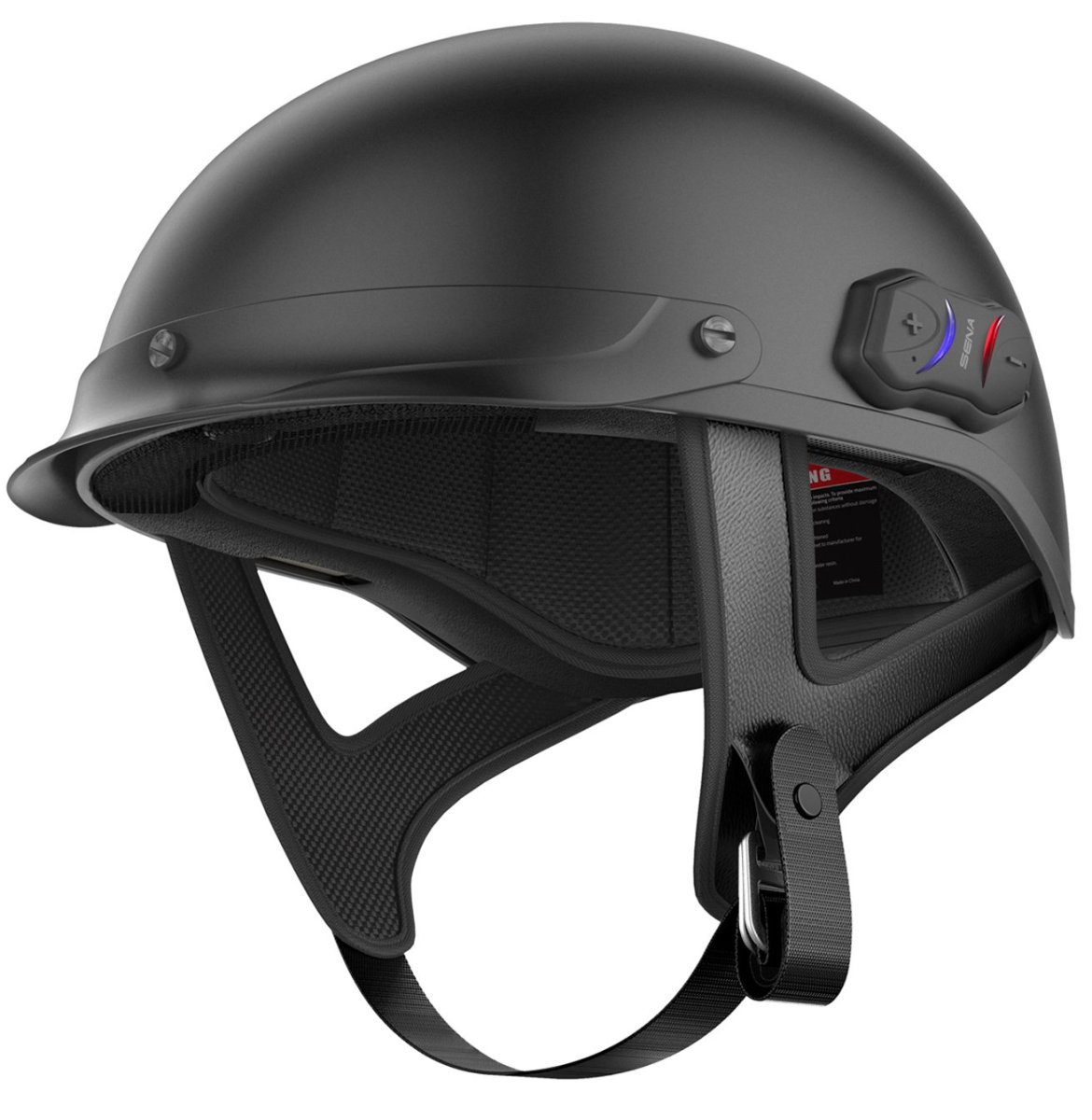 Sena Cavalry Bluetooth Half Helmet review